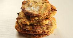 Resepti: Gluteenittomat kesäkurpitsa-kaurarieskat