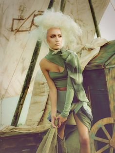 The Cartel Magazine model: Yanna of LMM models hair&makeup: Jojo Dantespadua photographer: Peter Richweizs