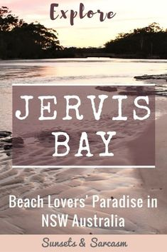 Visit the stunning Jervis Bay in NSW Australia - just a three-hour drive from Sydney or Canberra. This guide covers what to see and where to stay in Jervis Bay; where to shop and eat in Huskisson and Vincentia; the beautiful Currambene Creek; Booderee National Park; budget accommodation and the world-famous Jervis Bay beaches.