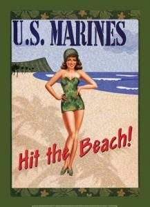 WWII sign