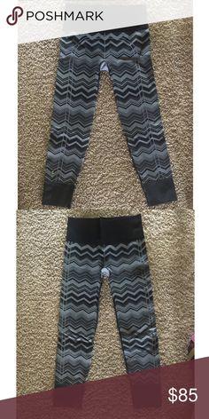 Lululemon Ebb To Street Crop Size 6 Lightly worn, tag ripped out. Size 6 Ebb to Street Crop. lululemon athletica Pants