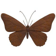 Fjäril väggdekoration