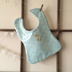 A personal favorite from my Etsy shop https://www.etsy.com/listing/268065718/boutique-baby-bib