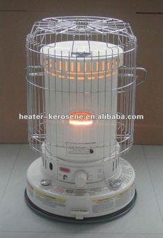 Mr. Heater MH50KR Forced Air Kerosene Heater, 50000 BTU ...