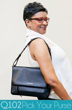 Cole Haan - Cameron Shoulder Bag. Go to wkrq.com to find out how to play Q102's Pick Your Purse!