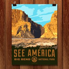 Santa Elena Canyon, Big Bend National Park by Aaron Bates | See America
