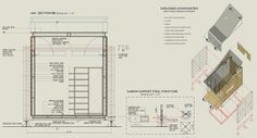 A closer look at riza3's low-cost housing plans for the homeless | News | Archinect