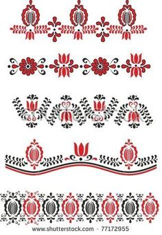 Embroidery For Beginners embroidery hungarian pattern Hungarian Embroidery, Folk Embroidery, Learn Embroidery, Embroidery For Beginners, Embroidery Techniques, Hungarian Tattoo, Shirt Embroidery, Floral Embroidery, Chain Stitch Embroidery