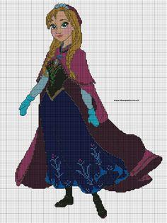 Frozen - Anna 1 of 2