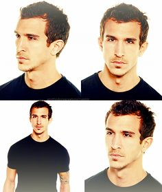 Francisco Randez. I want to marry him. Is that too much to ask for?