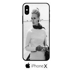 Faye Dunaway Style IPHONE X