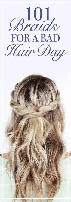 Top 60 All the Rage Looks with Long Box Braids - Hairstyles Trends Box Braids Hairstyles, Easy Hairstyles For Medium Hair, Elegant Hairstyles, Hairstyle Ideas, Updo Hairstyle, Medium Length Wedding Hairstyles, Wedding Hair For Short Hair, Half Up Half Down Hairstyles, Simple Hairstyles For Long Hair