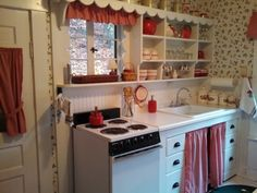 Historic-Doll-House-This 700 sq. ft. tiny cottage is located in Plymouth, NH and is used as a vacation rental by the owners. You can actually book a night in it yourself if you want to using Airbnb.