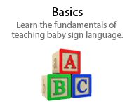Baby Sign Language – Resources to Teach Sign Language for Babies