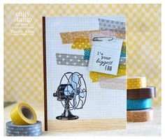 Unity Stamp Company SOTW card