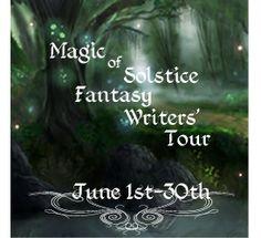 Magic of Solstice Tour Featuring Melissa Barker-Simpson & Gina Briganti Author, Tours, Magic, Sign, Fantasy, Writing, Facebook, Copper, Imagination