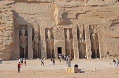 Temple of Hathor at Abu Simbel