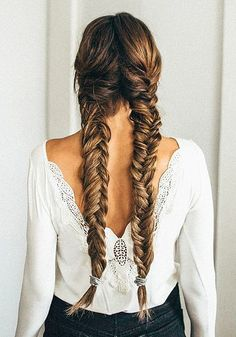 Braids. Pinterest @TatiRocks⭐️