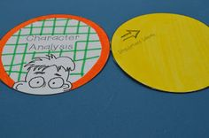 Interactive Reading Journals for Learning About Characters (Common Core Standard RL.3) Click the image to see pictures and get lesson ideas.
