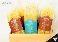 Packaging design for Balagri. Packaging Design, Pasta, Food, Meal, Essen, Hoods, Design Packaging, Meals, Package Design