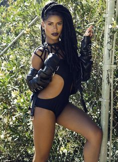 Final photo shoot: Simone Battle posed for Galore magazine shortly before she committed su...