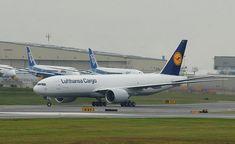 Lufthansa Cargo D-ALFA Boeing 777   Flickr - Photo Sharing!
