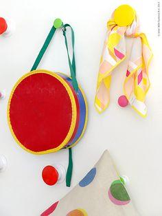 Hall | IKEA Livet Hemma – inspirerande inredning för hemmet Ikea Hall, Ikea Yellow, Inspirations Magazine, Ikea Storage, Nook And Cranny, Home And Living, Diy Home Decor, Craft Projects, Bed Rooms