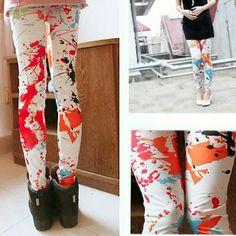 Selling this Leggings in my Poshmark closet! My username is: katherine_higg. #shopmycloset #poshmark #fashion #shopping #style #forsale #Pants