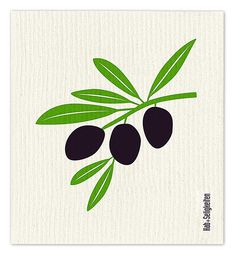 Plant Leaves, Washing Machine, Olives, Cleaning, Germany, Simple, Cotton, Black