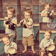 Be Inspired: Vintage Cameras » Confessions of a Prop Junkie.  I LOVE THESE PICS on this page!