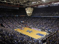 pictures of the kentucky wildcats | University of Kentucky - Rupp Arena: the Home of Wildcat Basketball ...
