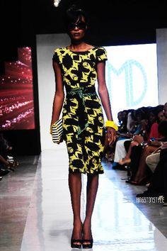 Cedella Marley collection: Caribbean fashion week 2012