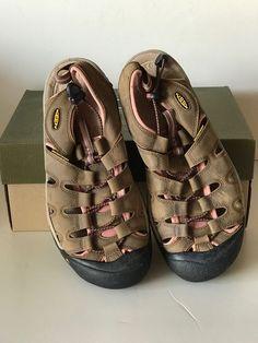 KEEN Laguna Womens Multi Sport Sandals Size 10 Dark Earth Apricot LN #Keen