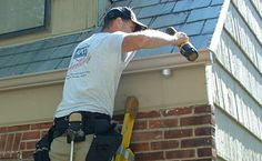 14 Best Gutter Replacement Images Roof Restoration How