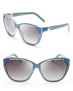 f8b0d7901f3 Chloé Capucine Sunglasses Cute Sunglasses