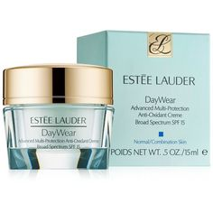 Estee Lauder DayWear Advanced Multi-Protection Anti-Oxidant Creme Spf... (€18) ❤ liked on Polyvore featuring beauty products, skincare, face care, face moisturizers, no color, estee lauder face moisturizer, estée lauder e face moisturizer
