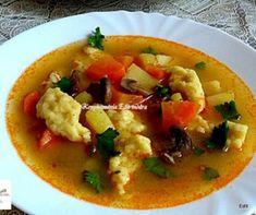 Gombás receptek | Mindmegette.hu Thai Red Curry, Food And Drink, Menu, Ethnic Recipes, Menu Board Design