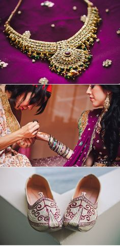 Sometimes I wish I were Indian so that I could have an Indian wedding. :)