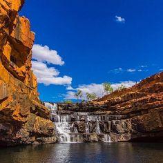 Bells Falls, Kimberely Region - Western Australia