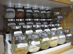 Cherished Treasures: Reorganzing My Organized Spices