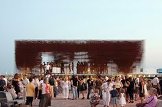 http://designandsuchas.blogspot.co.uk/2010/09/floating-pavilion.html