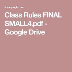 Class Rules FINAL SMALL4.pdf - Google Drive
