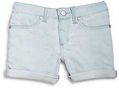Joe's Toddler's & Little Girl's Denim Shorts