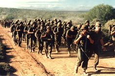 High quality images of the military (from all countries). Union Of South Africa, South African Air Force, Army Day, Military Training, Defence Force, Military Life, African History, Armed Forces, Youtube