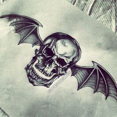 1000 images about ideas for my a7x tattoo on pinterest avenged sevenfold avenged sevenfold. Black Bedroom Furniture Sets. Home Design Ideas