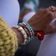 📿 Riečne perly, amazonit, howlite.... Všetky náramky dostupné, buď ako set alebo jednotlivo,... Prsteň  tiež dostupný,... info ✉️ 🔹…