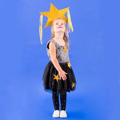 5 Easy and Insanely Cute DIY Halloween Costumes for Kids via Brit + Co