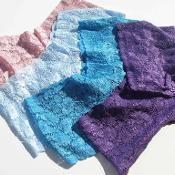 Lace undies ! VS Style.