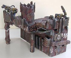 Ork Fortress