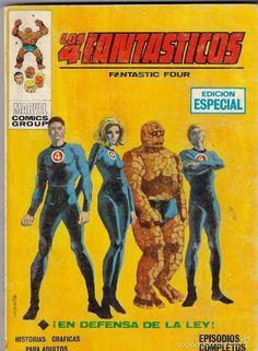 Los 4 Fantásticos . Volumen 1. Colección Completa. 1 al 67 - Foto 1